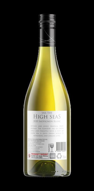 2020 Sail the High Seas Sauvignon Blanc